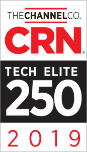2019 Tech Elite 250 Award