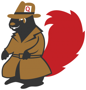 QThe Squirrel Security Awareness Dectective